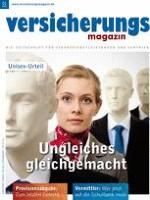 Versicherungsmagazin 1/2012