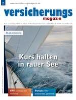 Versicherungsmagazin 8/2013