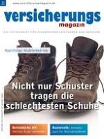 Versicherungsmagazin 10/2014