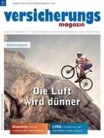 Versicherungsmagazin 9/2014