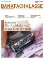 Bankfachklasse 3/2007