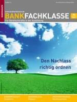 Bankfachklasse 10/2014