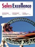 Sales Excellence 1/2003