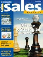 Sales Excellence 10/2009