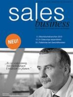 Sales Excellence 12/2009