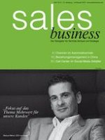 Sales Excellence 7-8/2012