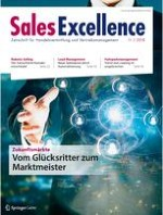 Sales Excellence 11/2018