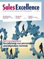 Sales Excellence 5/2018
