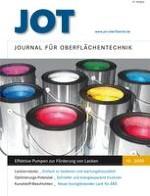 JOT Journal für Oberflächentechnik 12/2009