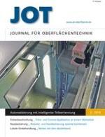 JOT Journal für Oberflächentechnik 2/2010