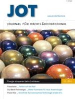 JOT Journal für Oberflächentechnik 12/2011