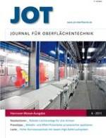 JOT Journal für Oberflächentechnik 4/2011