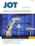 JOT Journal für Oberflächentechnik 6/2011