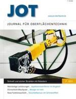 JOT Journal für Oberflächentechnik 7/2011