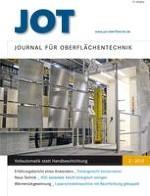 JOT Journal für Oberflächentechnik 2/2012