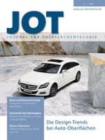 JOT Journal für Oberflächentechnik 9/2012