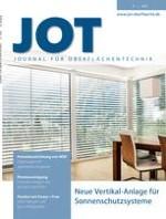 JOT Journal für Oberflächentechnik 8/2013