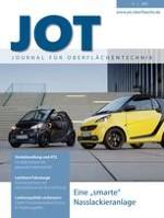 JOT Journal für Oberflächentechnik 9/2013