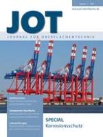 JOT Journal für Oberflächentechnik 16/2014