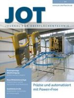JOT Journal für Oberflächentechnik 1/2015
