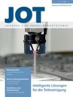 JOT Journal für Oberflächentechnik 11/2015
