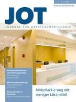 JOT Journal für Oberflächentechnik 5/2015