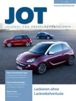 JOT Journal für Oberflächentechnik 9/2015