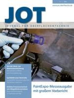 JOT Journal für Oberflächentechnik 4/2016