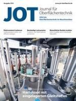 JOT Journal für Oberflächentechnik 7/2016
