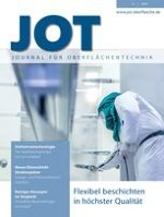 JOT Journal für Oberflächentechnik 8/2016