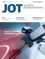 JOT Journal für Oberflächentechnik 12/2017