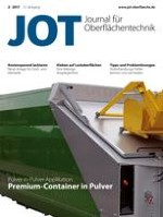 JOT Journal für Oberflächentechnik 2/2017