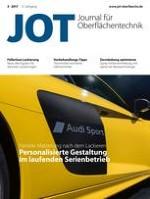 JOT Journal für Oberflächentechnik 3/2017