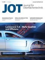 JOT Journal für Oberflächentechnik 4/2017
