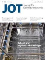 JOT Journal für Oberflächentechnik 10/2018