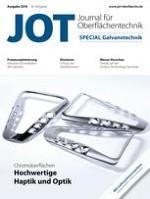 JOT Journal für Oberflächentechnik 2/2018