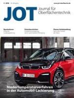 JOT Journal für Oberflächentechnik 3/2018