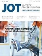 JOT Journal für Oberflächentechnik 5/2018