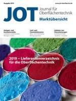 JOT Journal für Oberflächentechnik 7/2018
