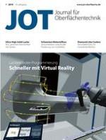 JOT Journal für Oberflächentechnik 1/2018