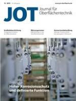 JOT Journal für Oberflächentechnik 12/2019