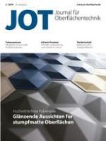 JOT Journal für Oberflächentechnik 2/2019