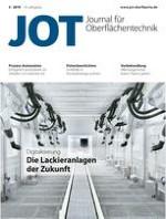 JOT Journal für Oberflächentechnik 3/2019