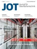 JOT Journal für Oberflächentechnik 4/2019