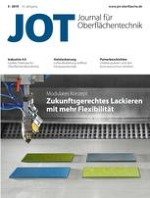JOT Journal für Oberflächentechnik 5/2019