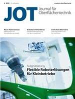 JOT Journal für Oberflächentechnik 6/2019