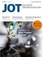 JOT Journal für Oberflächentechnik 10/2020
