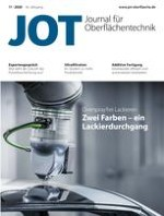 JOT Journal für Oberflächentechnik 11/2020