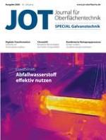 JOT Journal für Oberflächentechnik 3/2020