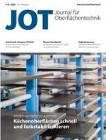JOT Journal für Oberflächentechnik 5-6/2020